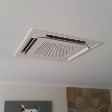 Cassette air conditioner Sunshine Coast