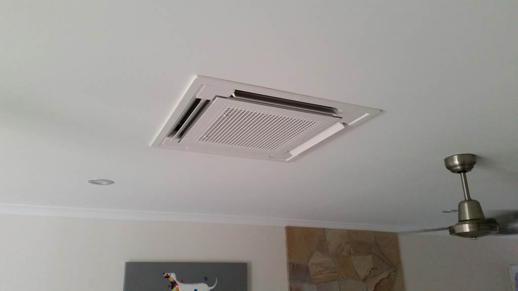 Ceiling Cassette Air Conditioners Sunshine Coast The