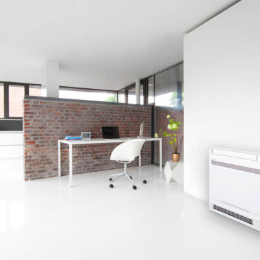 FVXS Floor Standing split system air conditioners Sunshine Coast