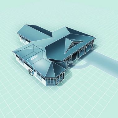 Sunshine Coast split system air conditioning single storey