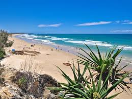 Sunshine Coast Marcoola Beach