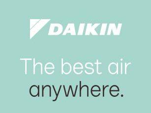 Daikin the best air anywhere