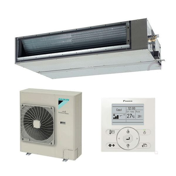 daikin bulkhead reverse cycle air conditioning system